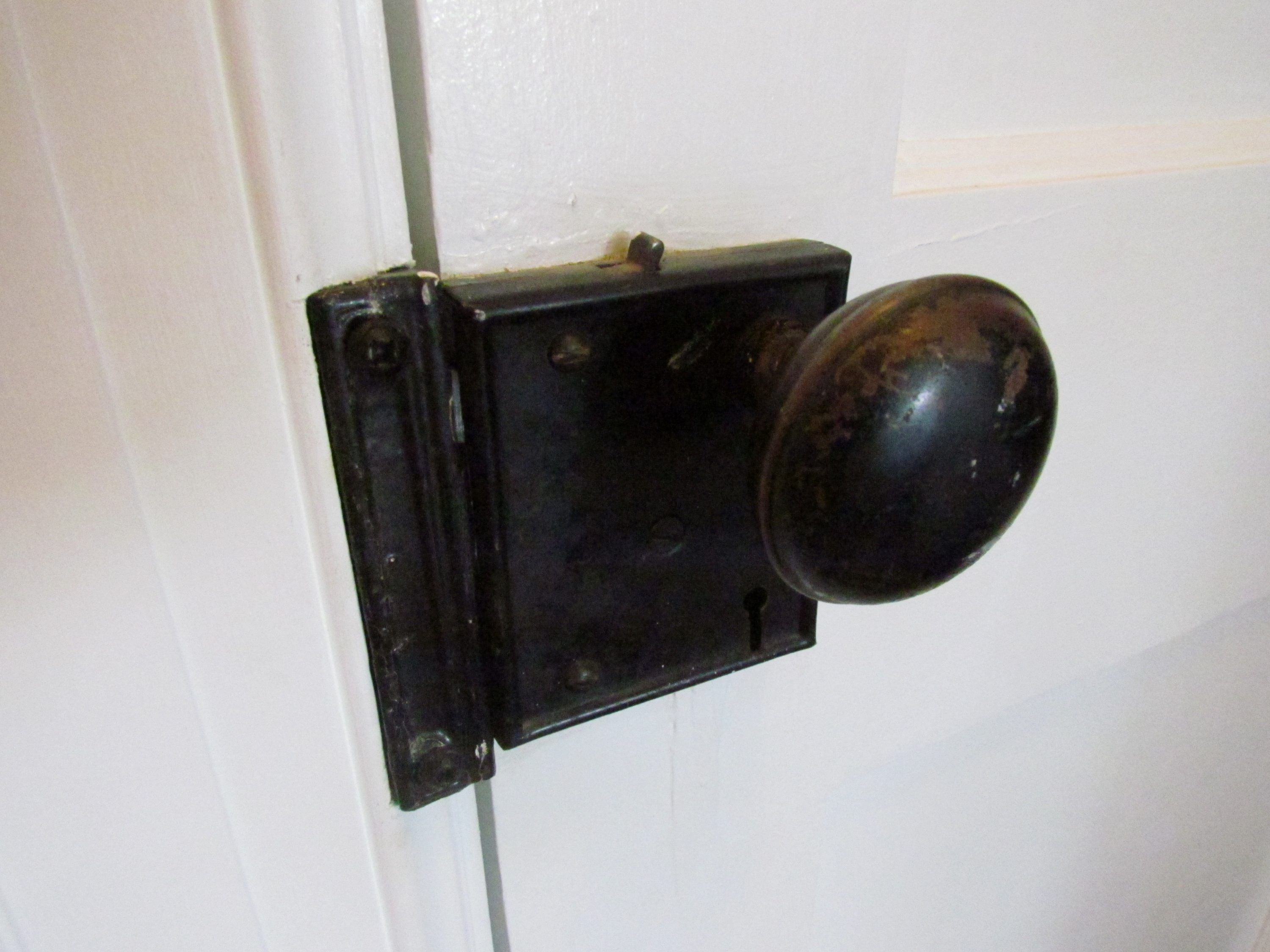 Historic Addition doorknob