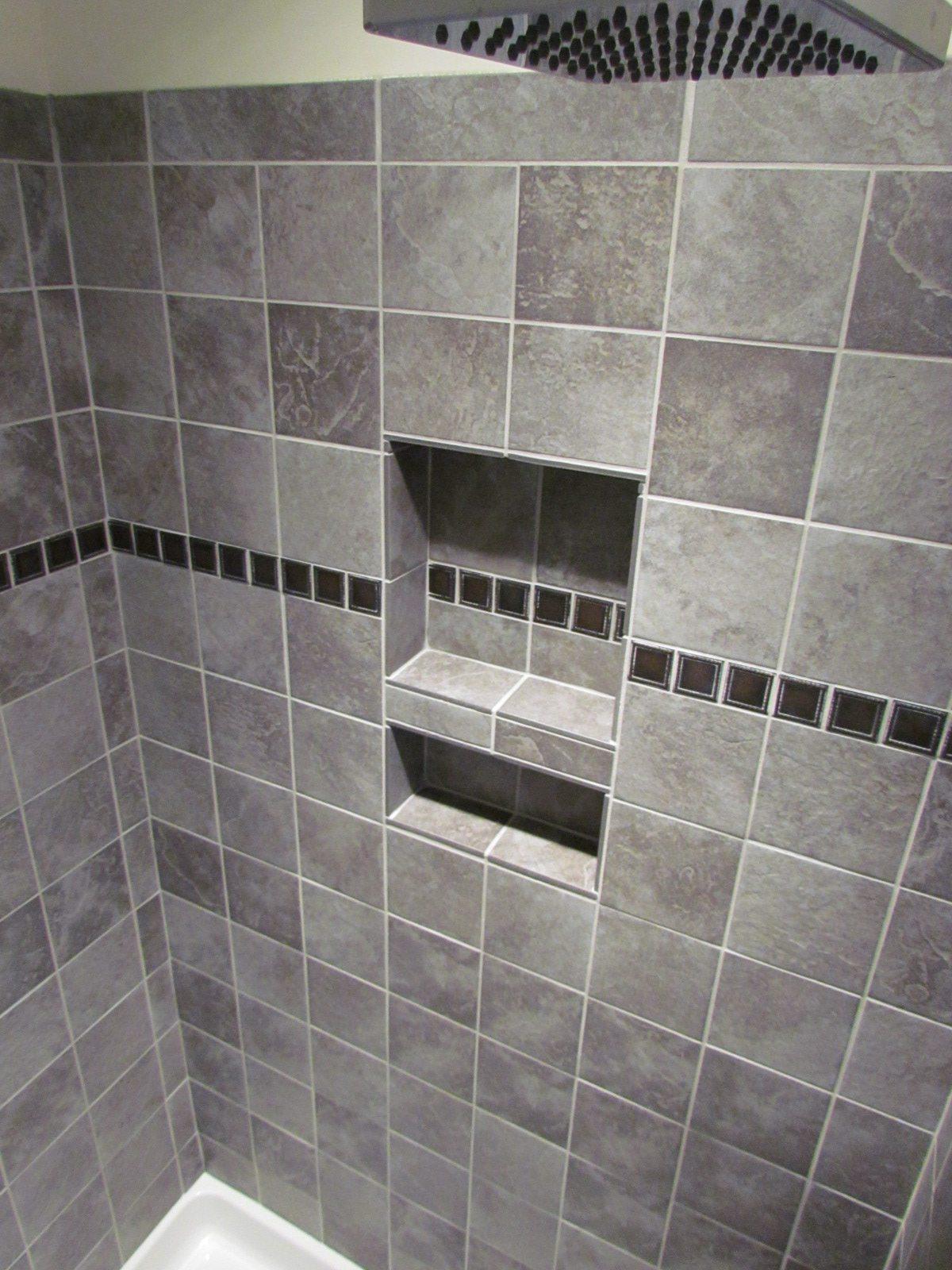 Historic House Large Addition shower