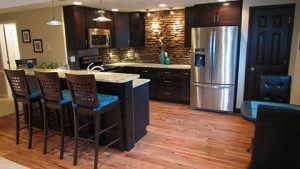 suite-basement-kitchen-bar-stainless-steel-stone-wall-granite-after-480x270-480x270