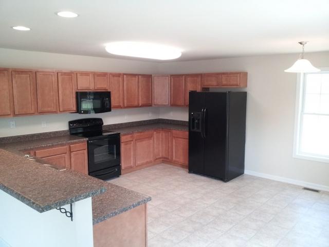 Dove Custom Home kitchen