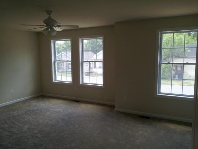 Dove Custom Home front room