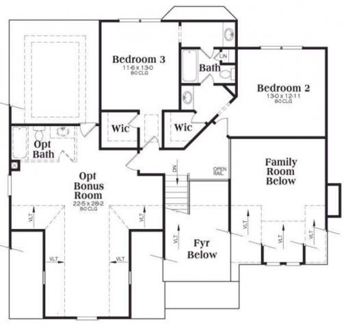 Custom Home - To Be Built upper level