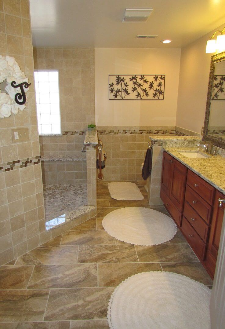 A Master's Bathroom