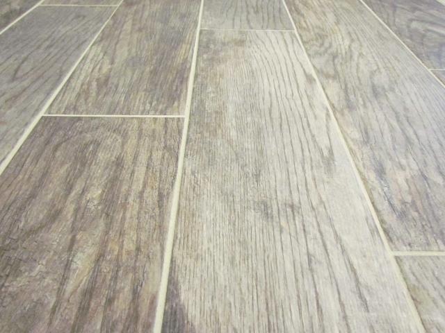 Master Bathroom Renovation floor tile