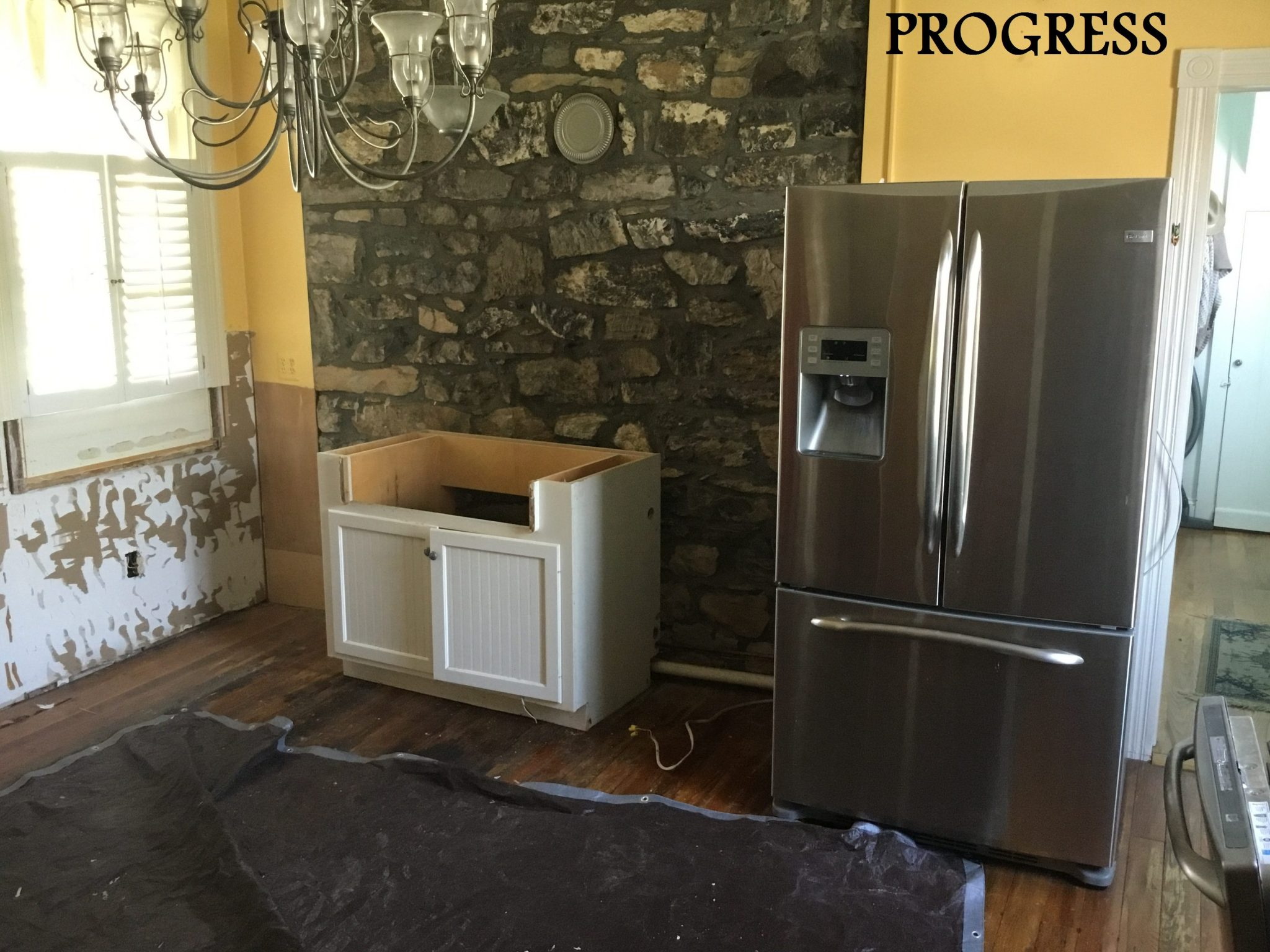 Historic Kitchen Renovation And Accommodation progress