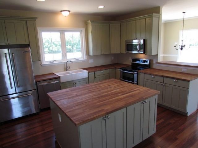 Santacroce Custom Home kitchen