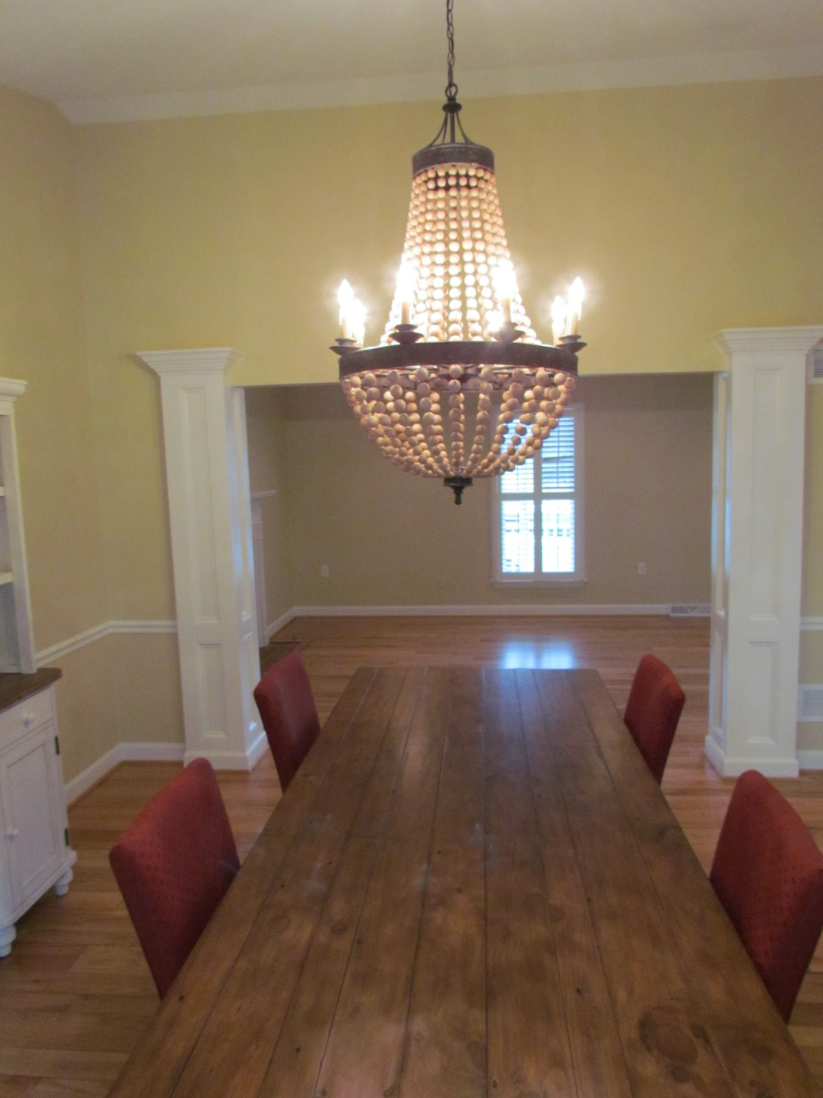 Complete Professionally Designed Renovation dining room