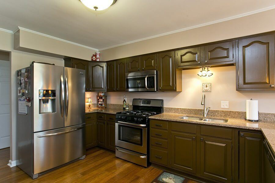 Award Winning Renovation kitchen