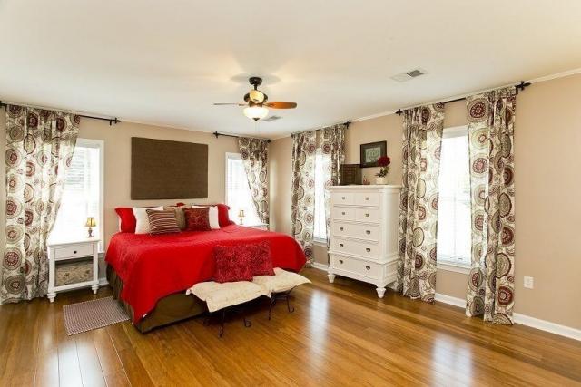 Award Winning Renovation bedroom