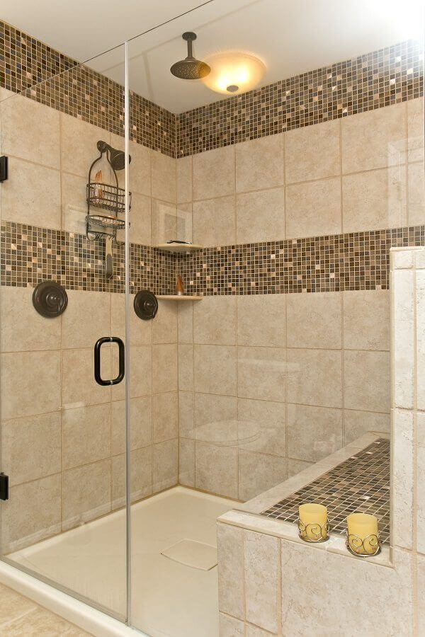 Award Winning Renovation shower