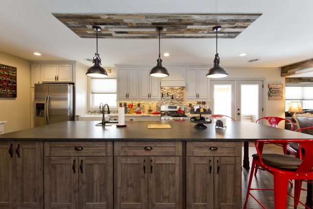 Professional Designer Home Renovation kitchen island cabnets