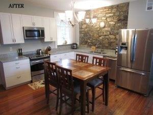Historic Kitchen Renovation and Accomodation main image