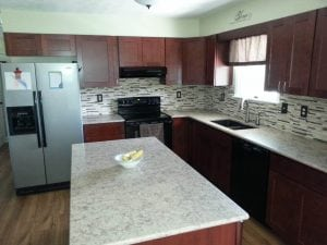 Kitchen Renovation Before and After main image