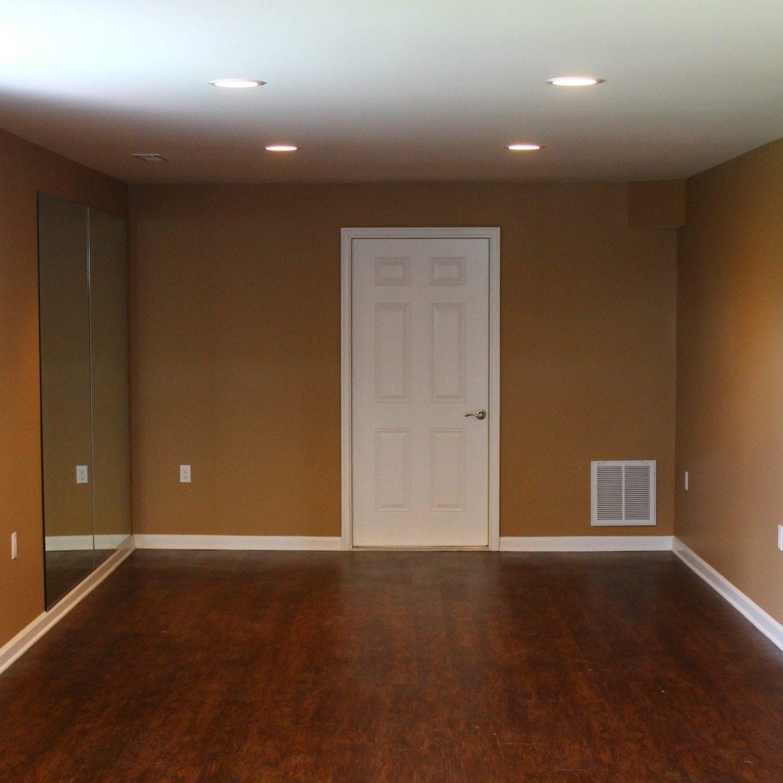 Finished Basement with Hardwood Floors main image